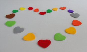 Ein Herz aus Herzen