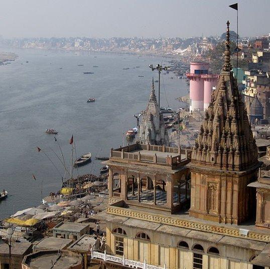 Ganges in Varanasi